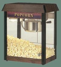 производство попкорна