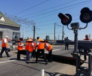 Железнодорожный переезд в Заводском районе Саратова закроется на ремонт в субботу