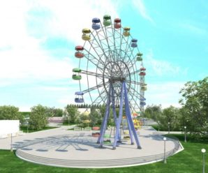Балаковскому детскому парку ищут увлеченных дизайнеров за грант в 60 тысяч рублей
