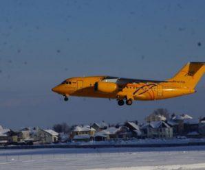 Последний Ан-148 в ливрее «Саратовских авиалиний» отправился в Воронеж