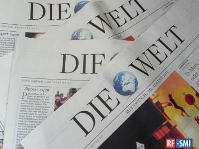 Die Welt заявила о «парадоксальном» росте российской экономики