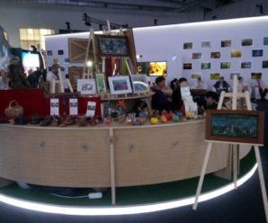 Изделия саратовских ремесленников продемонстрировали участникам российско-казахстанского форума