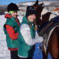 Три белых коня: как семейный конный клуб на окраине Саратова превращается в туристический кластер