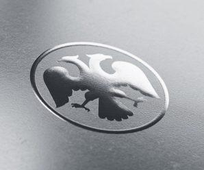 Банк России спрятал языки у двуглавого орла на своем новом логотипе