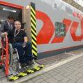 Железнодорожники готовы обеспечить маломобильным саратовцам специальные места в любом поезде