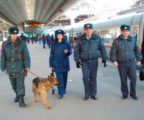 Транспортной полиции Приволжской магистрали исполнилось 100 лет