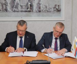 Саратовский технический университет и Союз машиностроителей подписали соглашение о сотрудничестве