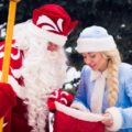 В Саратовской области Деды Морозы зарабатывают больше Снегурочек