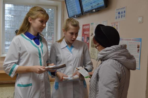На «Островке здоровья» на вокзале Саратова граждан научат, как избежать инсульта