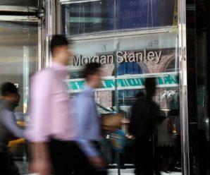 Bloomberg узнал о сокращении присутствия Morgan Stanley в России