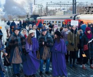 В Татьянин день за саратовскими студентами приедет «Улетный экспресс» с квест-вагоном
