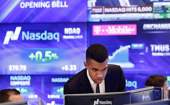 NASDAQ продемонстрировал максимальное падение за день с 2011 года