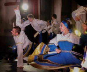 20 лет в танце: ансамбль Саратовского аграрного университета встретил юбилей на сцене