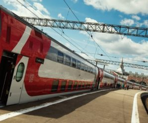 Железная дорога запустила продажи невозвратных билетов в двухэтажные поезда