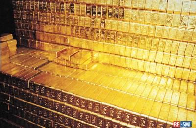 Россия стремительно наращивает запасы золота — у нас уже 2037 тонн