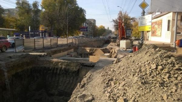 За разрытые улицы энергетики ответят в суде: к «Т Плюс» подано 19 исков от саратовской мэрии