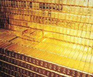 Запасы золота в резервах ЦБ РФ за январь 2019 года выросли на 6 тонн