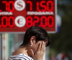 Минэкономразвития спрогнозировало курс рубля на 2019 год