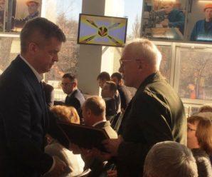 Максим Шихалов поздравил с профессиональным праздником ветеранов радиохимических войск