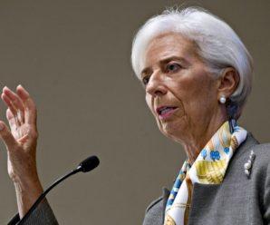 Глава МВФ призвала центробанки задуматься о выпуске своих цифровых валют