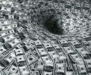МВФ: Объем мирового долга вырос до рекордных $184 трлн