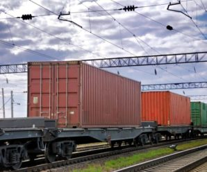 Приволжская железная дорога увеличила объем контейнерных перевозок
